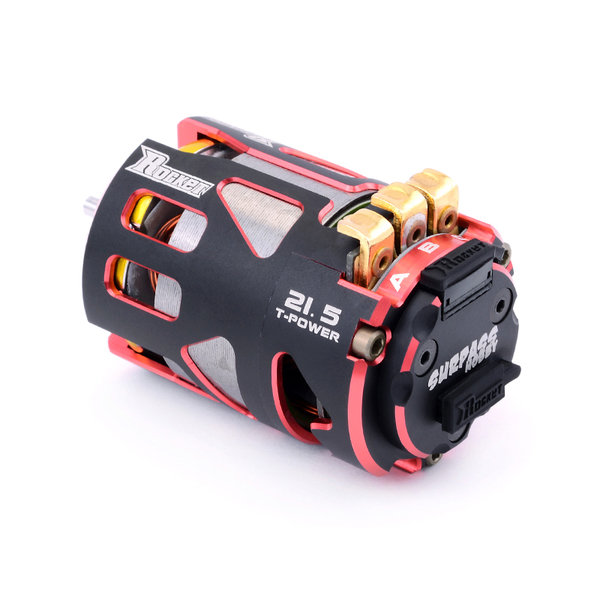 Surpass Rocket 540 V4S 21,5T 1900kV sensored brushless Competition Motor EFRA legal