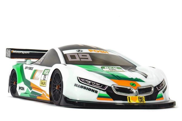 ZooRacing ZR-0009-05 - BayBee - 1:10 Tourenwagen Karosserie - 0.5mm LIGHTWEIGHT