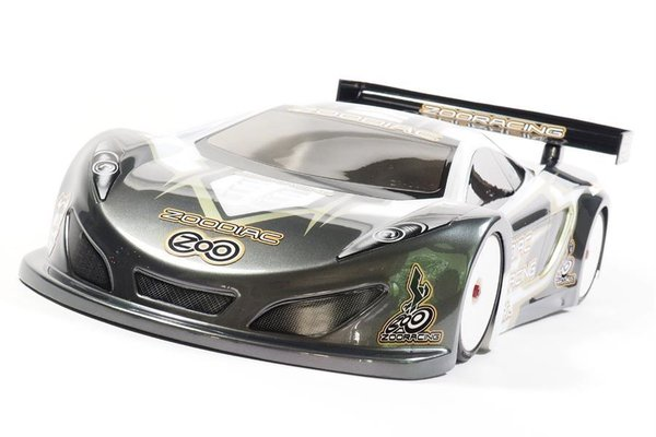 ZooRacing ZR-0007-07 - ZooDiac - 1:10 190mm GT Karosserie - 0.7mm REGULAR