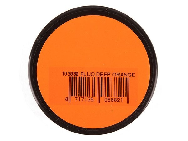 Lexanfarbe fluoreszierend Deep Orange-- 150ml #103839