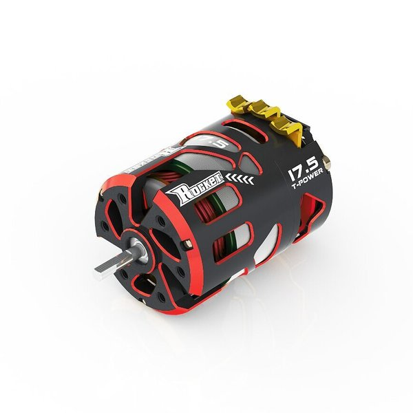 Surpass Rocket 540 V4S 17,5T 2400kV sensored brushless Competition Motor EFRA legal